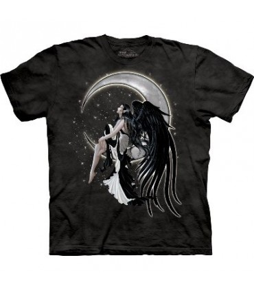 T-Shirt Onyx Angel par The Mountain