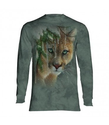 Longsleeve T-Shirt with Puma design