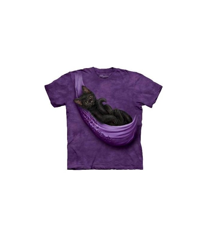 Cat's Cradle - Pets T Shirt by the Mountain
