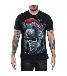 Centurian Skull Adult T-Shirt