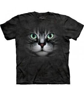 T-Shirt Yeux Emeraude par The Mountain