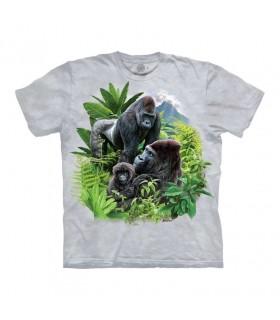 Tee-shirt Gorille The Mountain