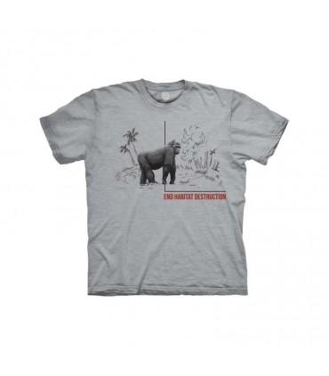 The Mountain Habitat Gorilla T-Shirt