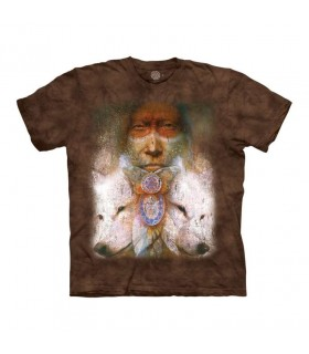 The Mountain Sacred Transformation T-Shirt