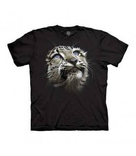 Tee-shirt Léopard des neiges The Mountain