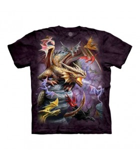 Tee-shirt Clan de dragons The Mountain