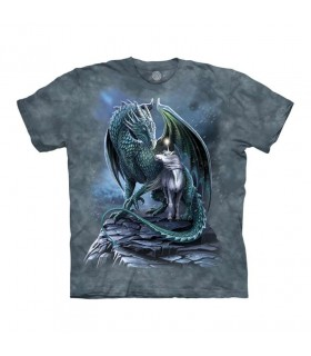 The Mountain Protector Dragon T-Shirt