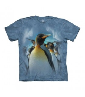 The Mountain Penguin Paradise T-Shirt