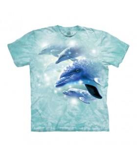 Tee-shirt Le jeu des dauphins The Mountain