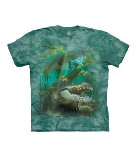 Tee-shirt Alligator The Mountain