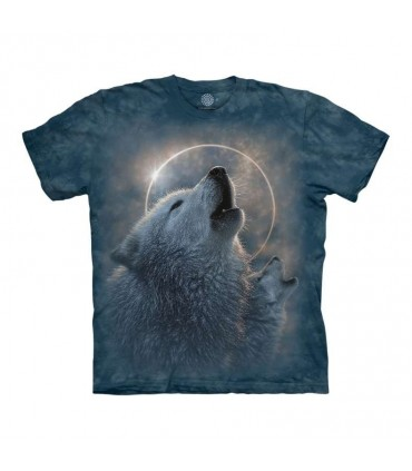 The Mountain Wolf Eclipse T-Shirt