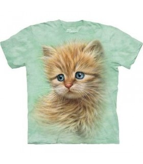 T-Shirt Portrait de Chaton par The Mountain