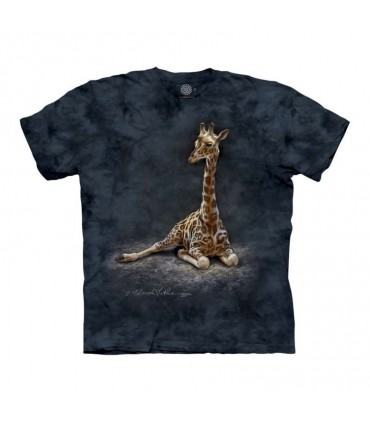 The Mountain Giraffe Calf T-Shirt