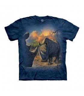 The Mountain Rhino Standoff T-Shirt