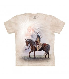 Tee-shirt Cheval The Mountain