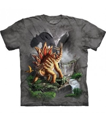 T-Shirt Againt The Wall par The Mountain