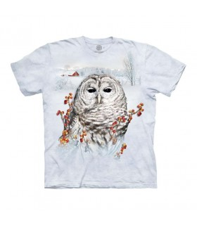 The Mountain Country Owl T-Shirt
