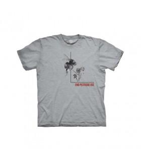 Tee-shirt Abeille et pesticide The Mountain