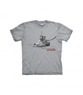 The Mountain Poaching Tiger T-Shirt