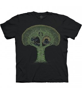 The Mountain Base Celtic Roots T-Shirt