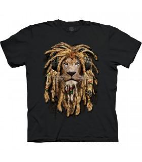 Tee-shirt DJ Jahman The Mountain Base