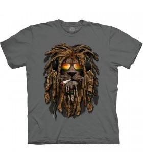 Tee-shirt DJ Jahman Fumeur The Mountain Base