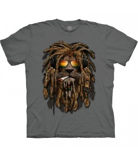 The Mountain Base Smokin Jahman T-Shirt