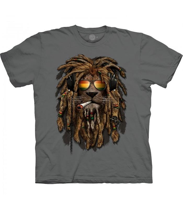 The Mountain Base Smokin Jahman T-Shirt