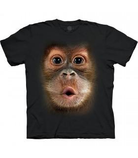 Tee-shirt Bébé Orang-Outan The Mountain Base