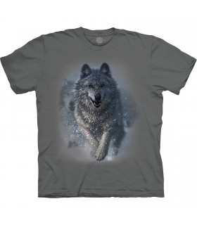 Tee-shirt Chasse-neige The Mountain Base