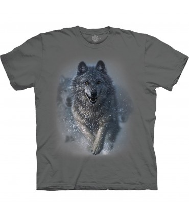 The Mountain Base Snow Plow T-Shirt
