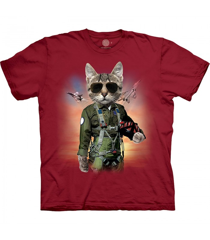 The Mountain Base Tom Cat T-Shirt
