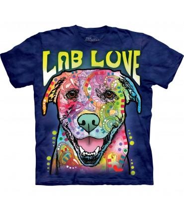 The Mountain Labrador Luv T-Shirt