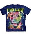 Tee-shirt Labrador coloré The Mountain