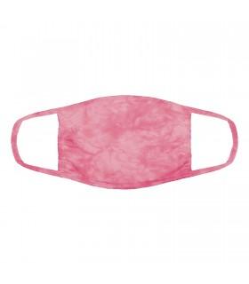 3-ply cotton face mask Cotton Candy design The Mountain