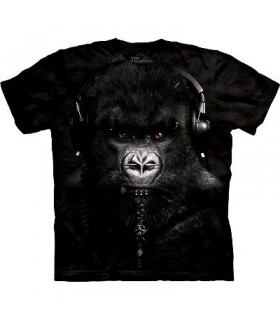 DJ Caesar - T-Shirt Manimal par The Mountain