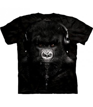 DJ Caesar - Manimals T Shirt by the Mountain