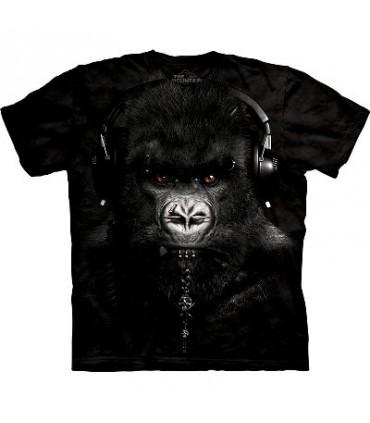 DJ Caesar - T-Shirt Manimal par The Mountain