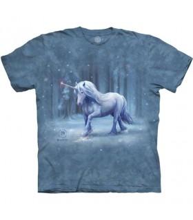 The Mountain Winter Unicorn T-Shirt