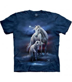 Tee-shirt Licorne Lien Eternel The Mountain