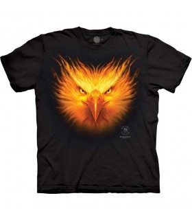 Tee-shirt Oiseau de feu The Mountain