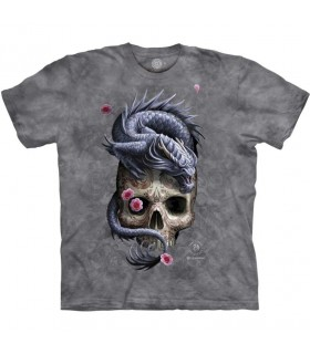 Tee-shirt Dragon oriental The Mountain
