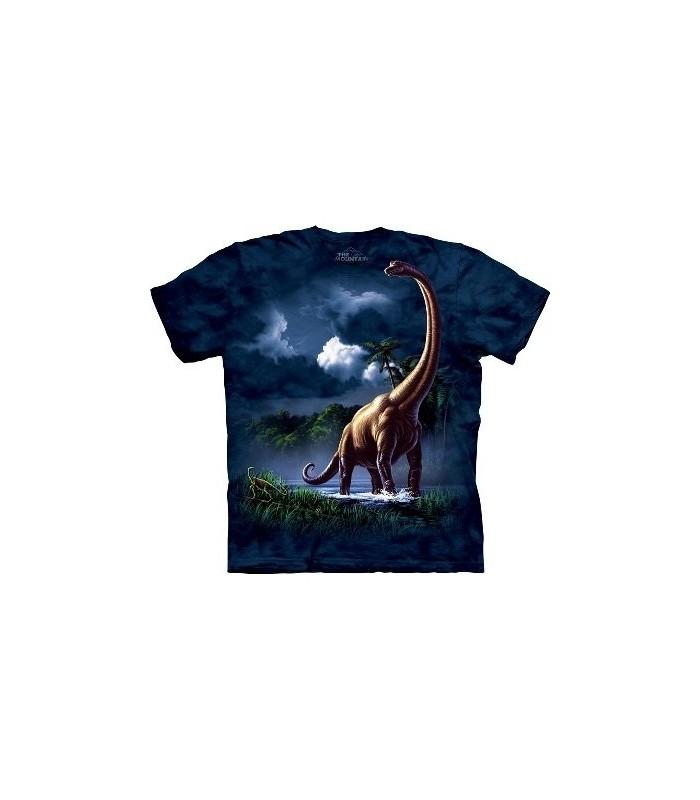 Brachiosaurus - Dinosaur T Shirt Mountain