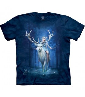 The Mountain Fantasy Forest T-Shirt