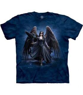 Tee-shirt Corbeau The Mountain