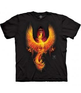 The Mountain Phoenix Rising T-Shirt