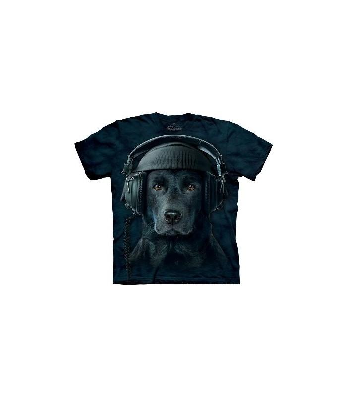 DJ Hunter - T-shirt Manimal par The Mountain