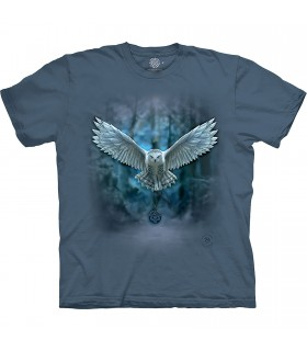 Tee-shirt Réveillez votre magie The Mountain Base