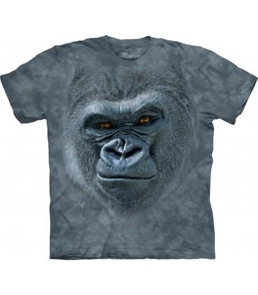 Smiling Gorilla T Shirt