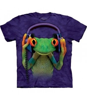 DJ Peace - Manimals T Shirt by the Mountain